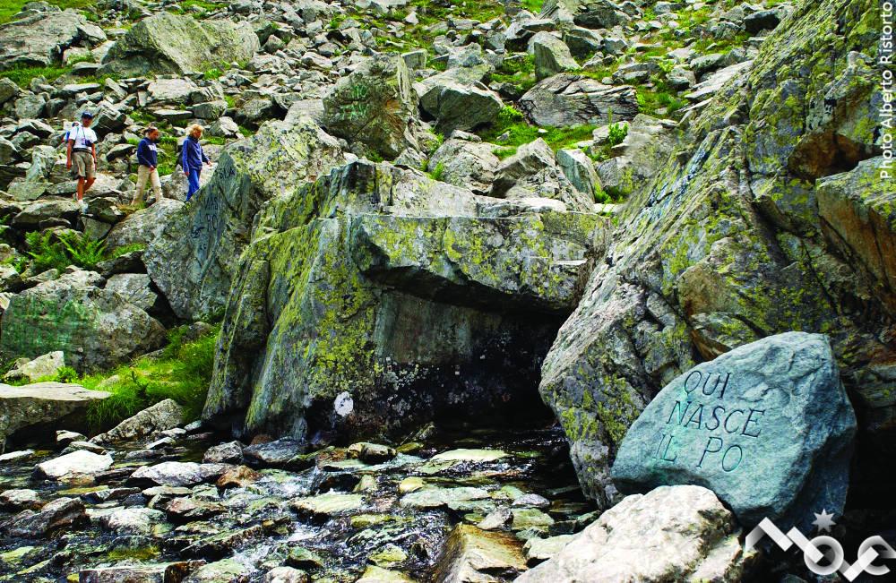 Anello Monte del Monte Bracco - Pian del Re - Foto Alberto Ristorto