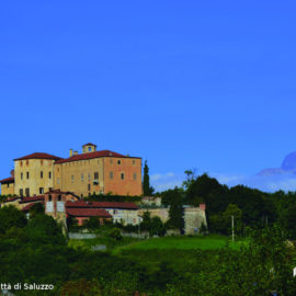 Anello Saluzzo Lagnasco Manta - Foto Archivio Città di Saluzzo