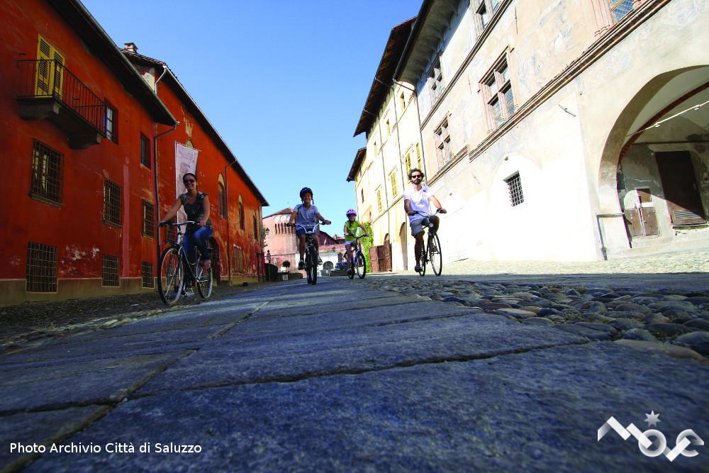 Anello Saluzzo Storica - Foto Archivio Città di Saluzzo