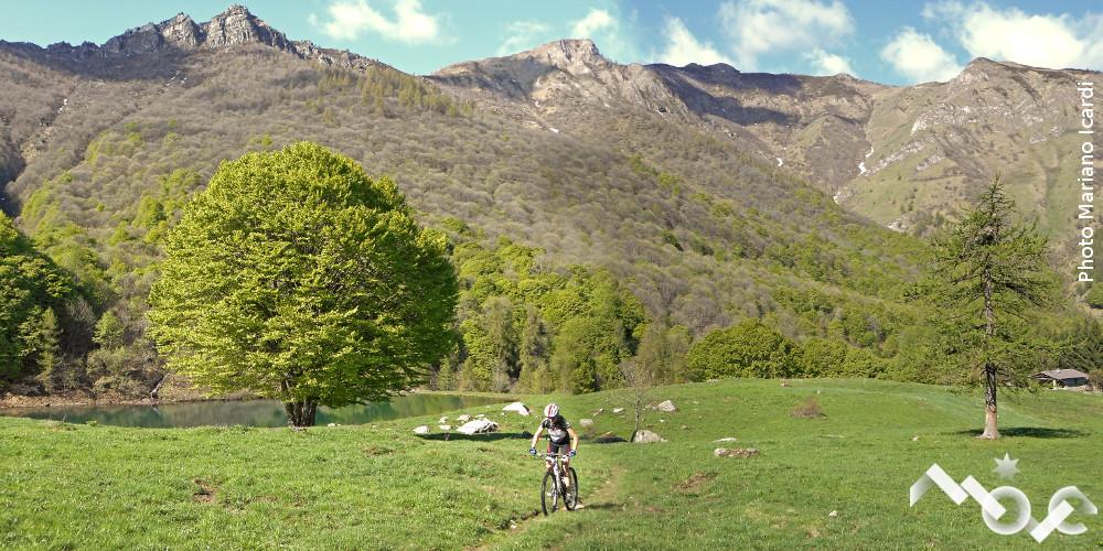 Anello di Media Valle e discesa dei piloni - Foto di Mariano Icardi
