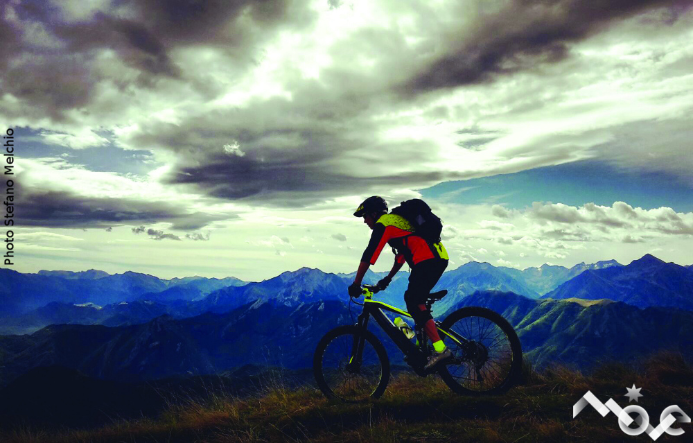 Anello track ortiga e alpe - Foto diStefano Melchio