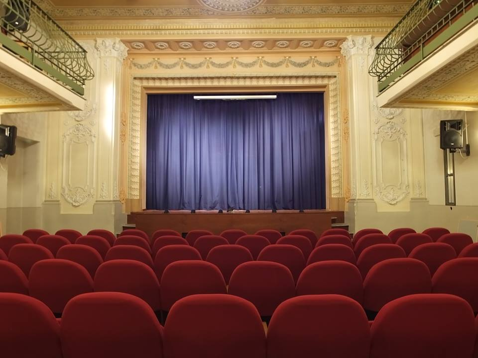Teatro Silvio Pellico di Bagnolo Piemonte