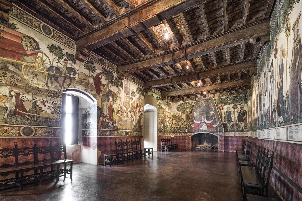 Le memorie e la vita quotidiana al Castello della Manta