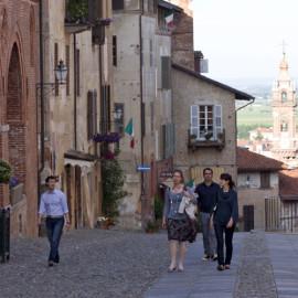 Passeggiata in Salita al Castello