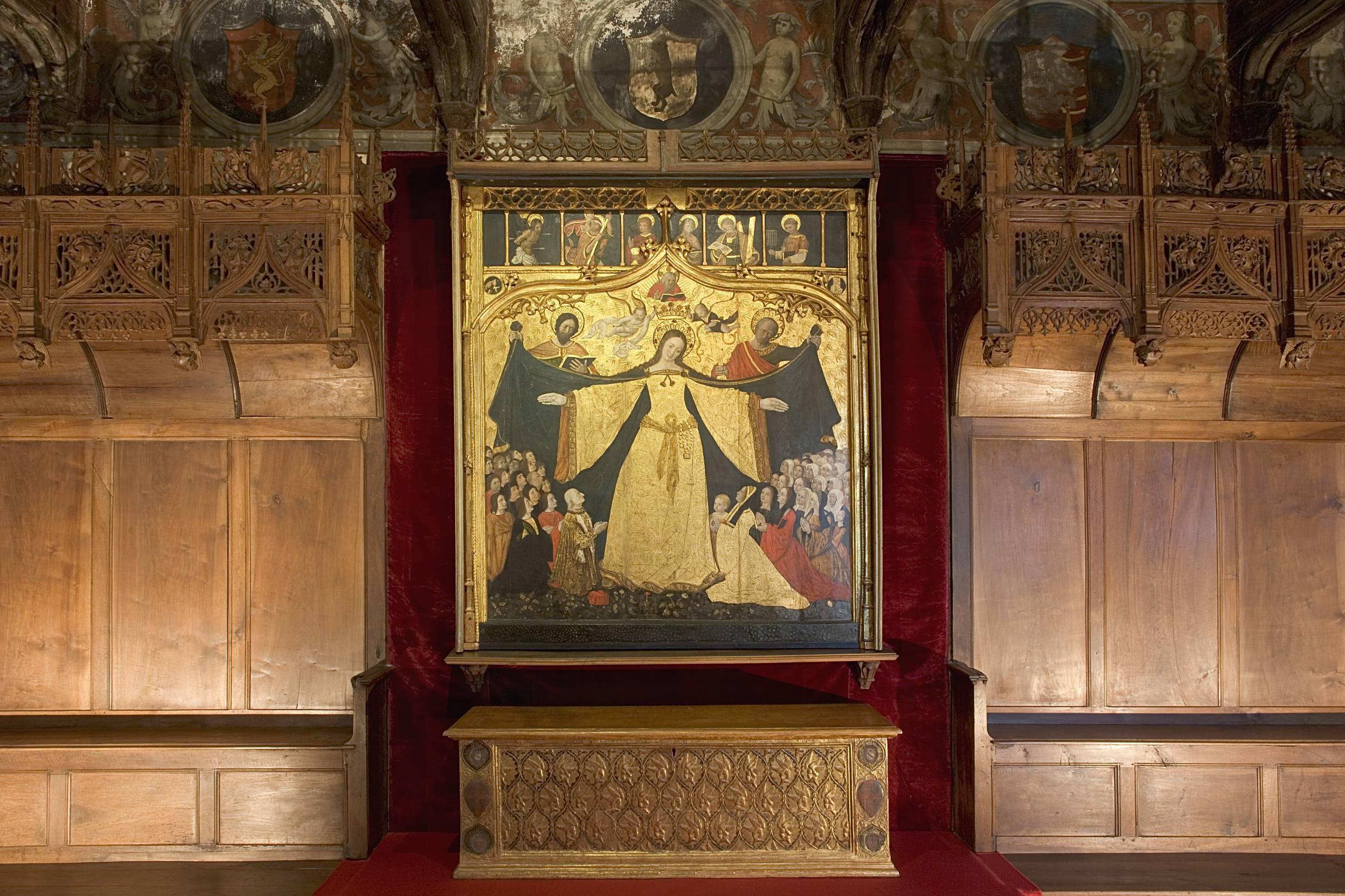 Madonna della Misericordia - fronte