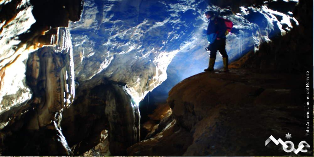 grotta di rio martino crissolo valle po