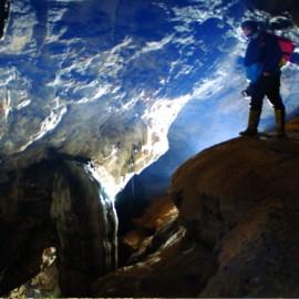 Grotta Rio Martino - Valle Po