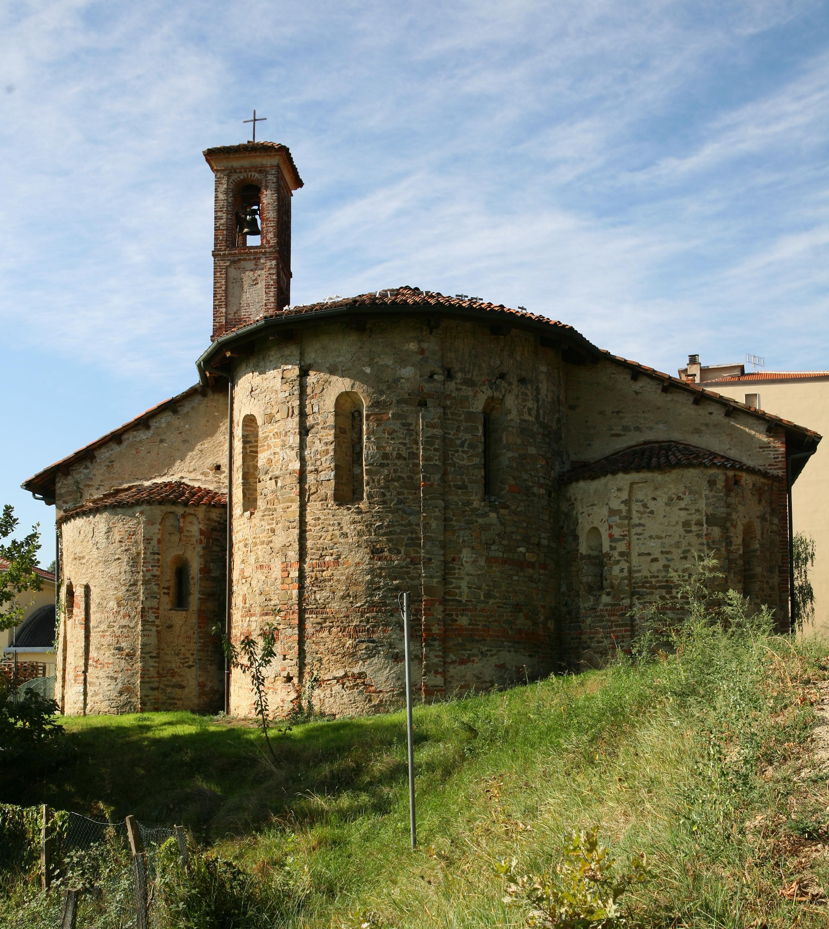 S. Maria del Monastero - esterno