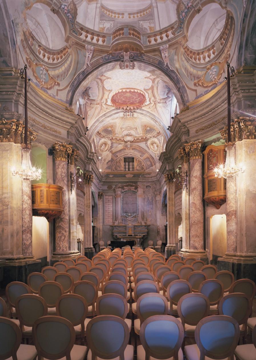 Saluzzo - Chiesa della Misericordia o Croce Nera