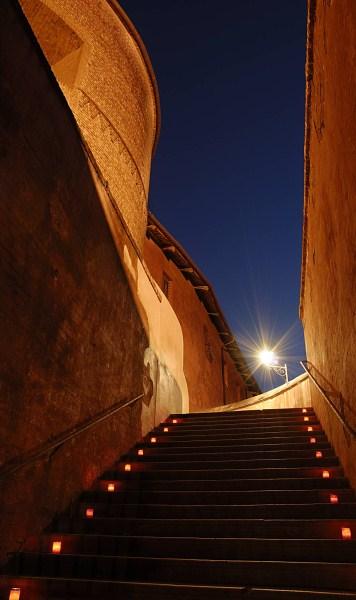 Saluzzo-entrata Castiglia Foto M.Bruckmanns