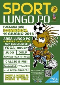 Sport Lungo Po 19giu2016