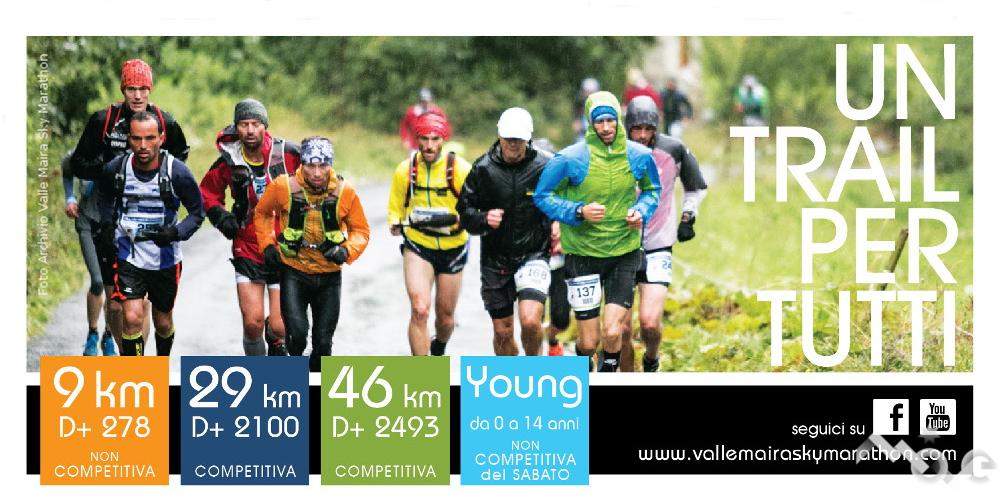 Valle Maira sky Marathon