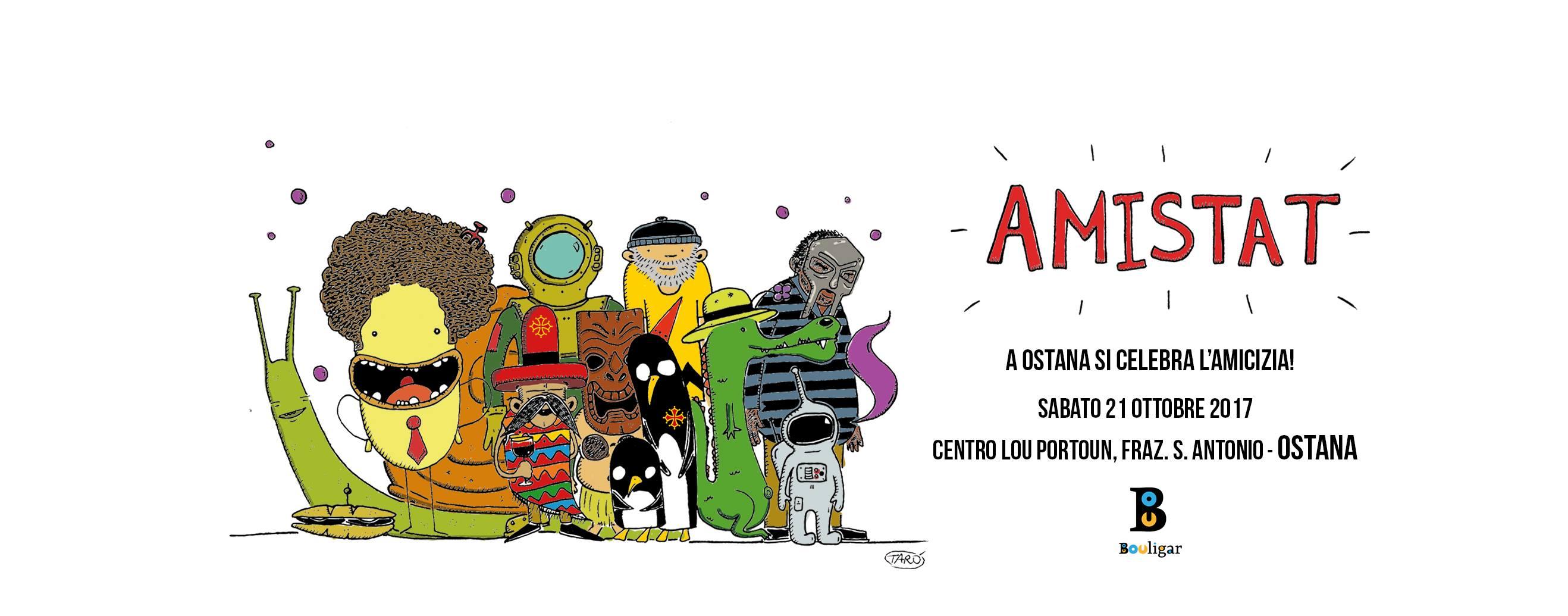 amistat 21 ottobre ostana