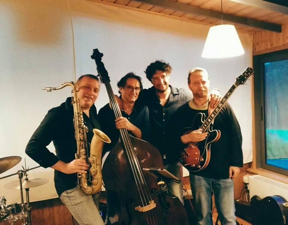 asca jazz 4tet ostana 4 marzo