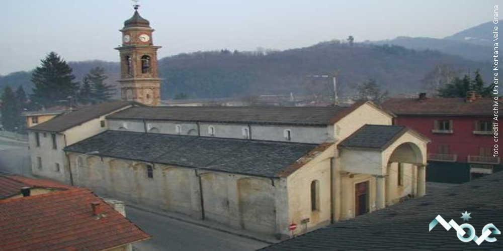 bernezzo chiesa