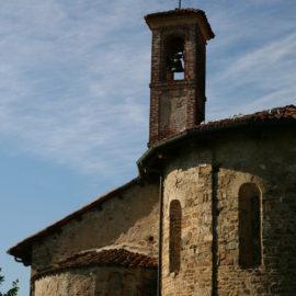 chiesa santa maria del monastero - Manta