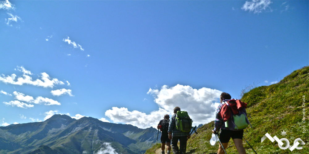 escursionisti