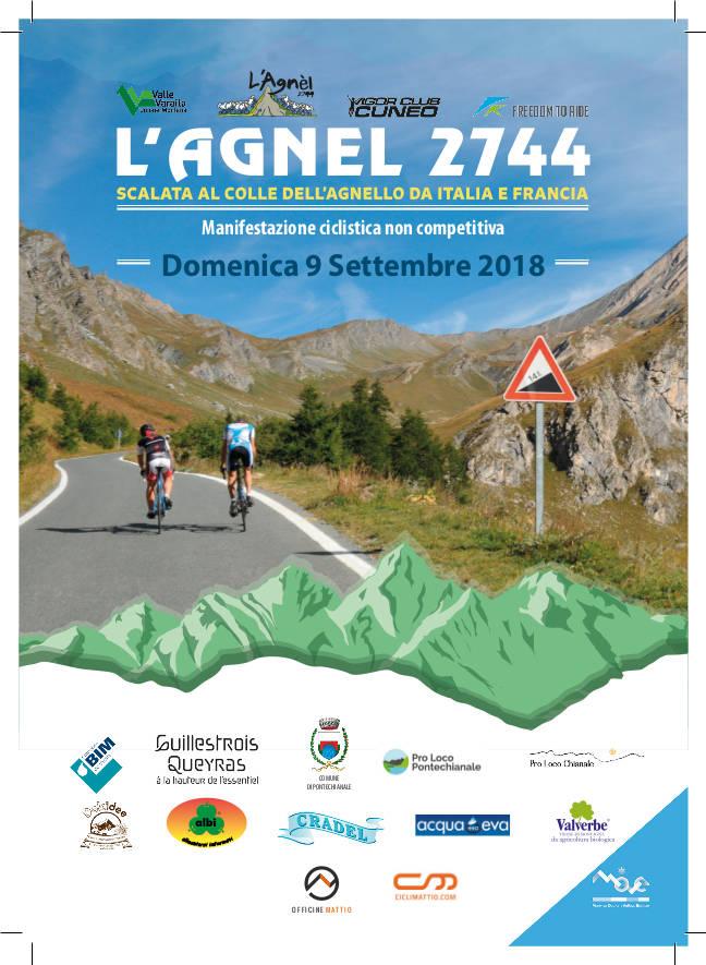 l'AGNEL 2018_locandina