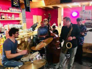 pian mune dante's jazz friends