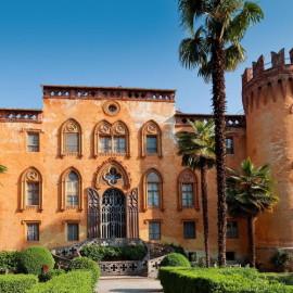 castello del Roccolo facciata