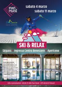 pian mune ski e relax